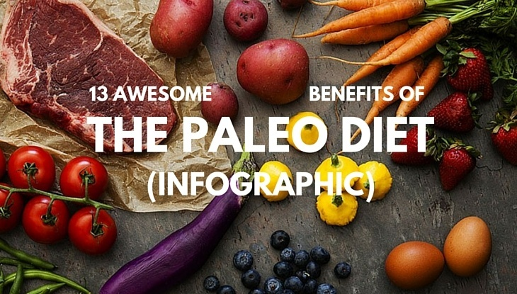 13 Awesome Benefits of the Paleo Diet