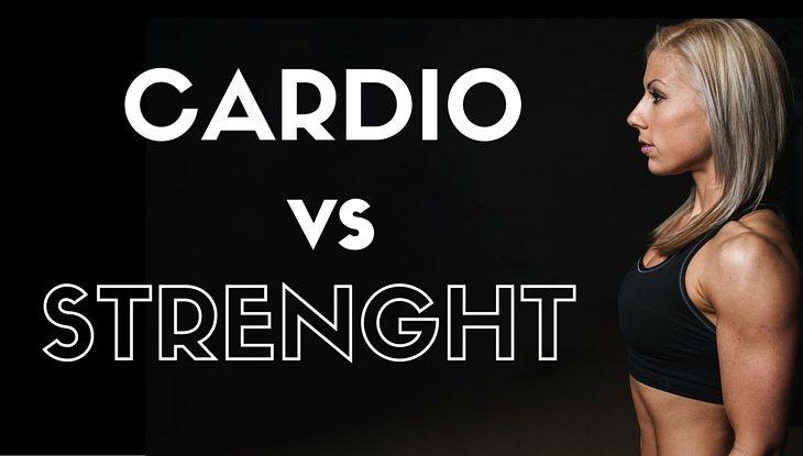 Cardio vs Strenght Training