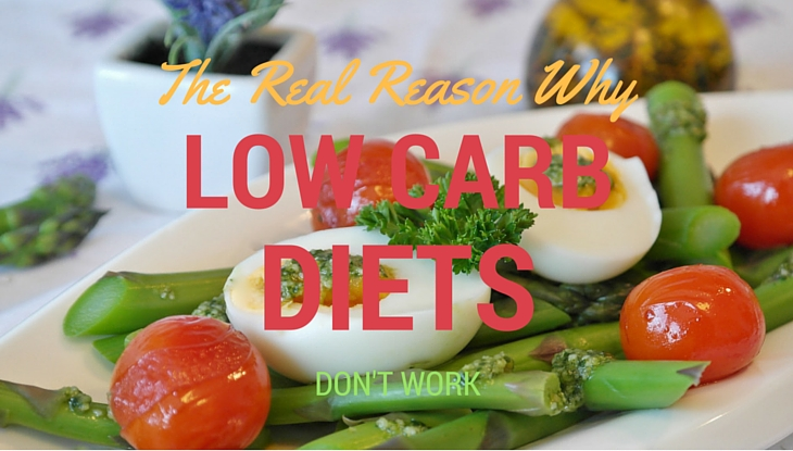 The Real Reason Why Low Carb Diets Work