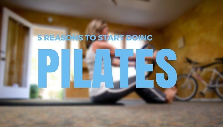 5 Reasons To Start Doing Pilates