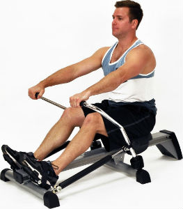 kettler-favorit-men Rowing Machine