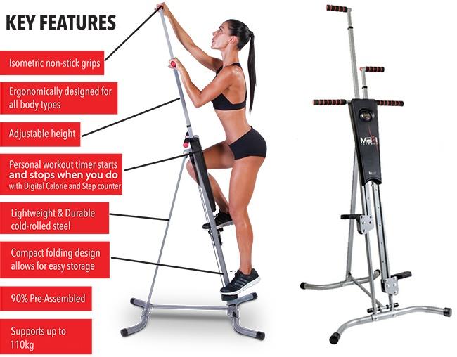 Maxi Climber Features