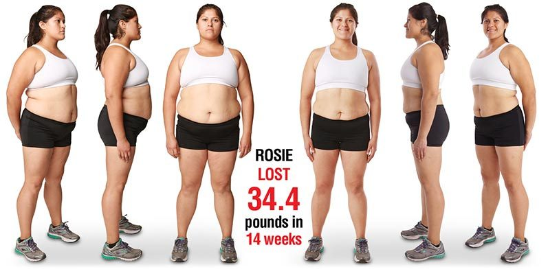 Rosie-Weight-loss