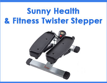 Sunny Health & Fitness Twist Stepper - Model 045