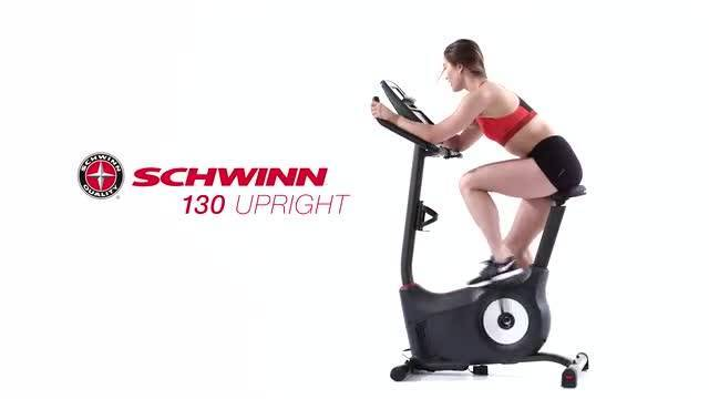 Schwinn MY16 130 Upright Exercise Bike Amazon Reviews Benefits and Workouts