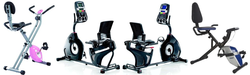 Best Recumbent Stationary Exercise Bikes Reviews