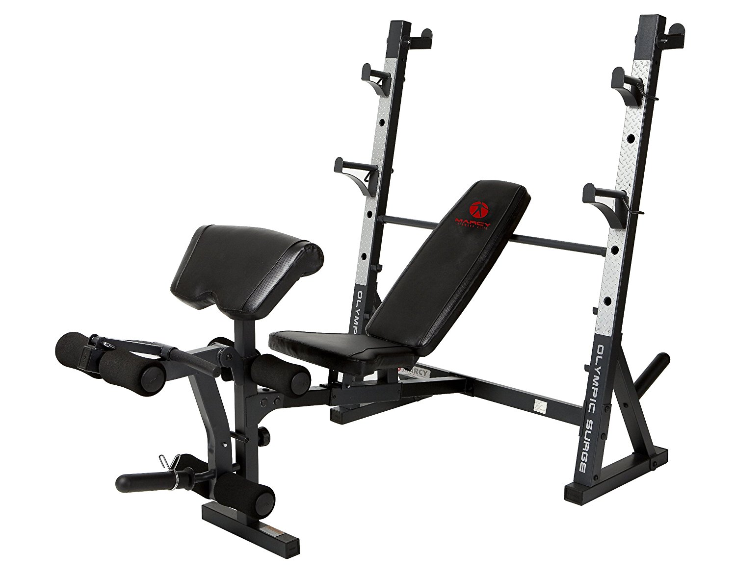 Marcy Olympic Weight Bench for Full-Body Workout MD-857 Amazon