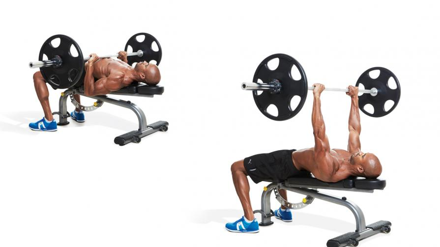weight bench press triceps workouts