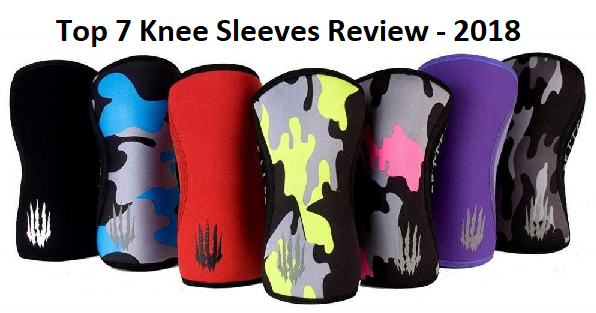 Top 7 Best Knee Compression Sleeves Reviews - 2018