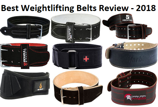 Best Custom Weight Lifting Leather Belts For Men & Women Reviews 2018 by Amazon