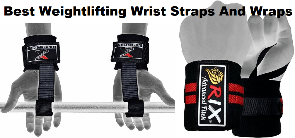 Best Weight Lifting Wrist Wraps And Best Weight Lifting Wrist Straps Amazon Review 2018
